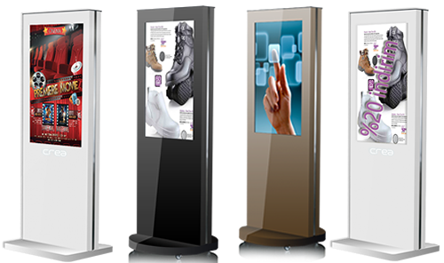Digital Signage Kullanım Alanları Reklamcılık