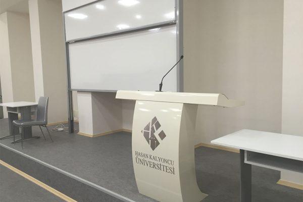 Hasan Kalyoncu Üniversitesi Dijital Akıllı Kürsü