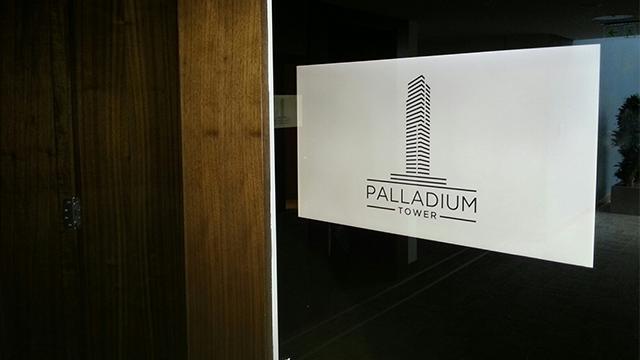 Palladium Tower Asansör İçi Ekranlar ve Toplantı Salonları