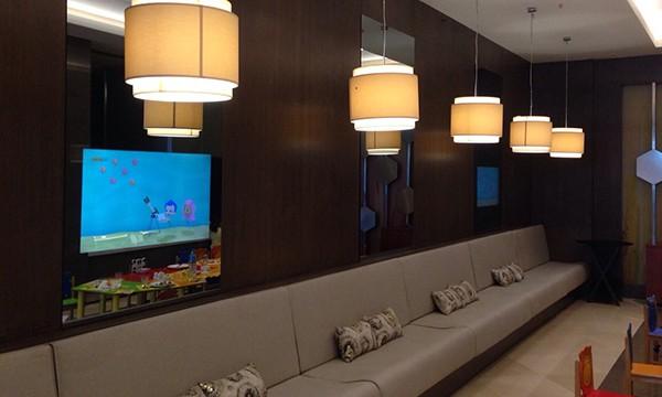 Papillon Hotel Digital Signage ve İç mekan Ekranlar