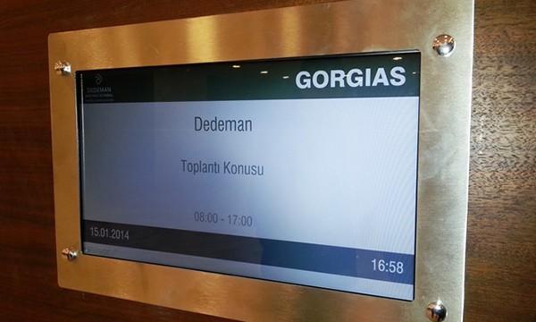 Dedeman Bostancı Hotel Digital Signage Sistemi