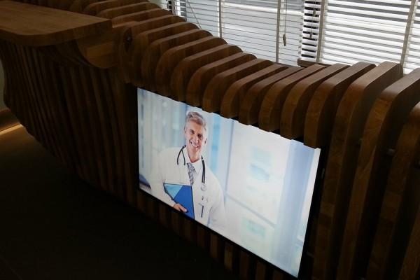 Kalamış Doktor Evi Doktor Kapı Ekranları