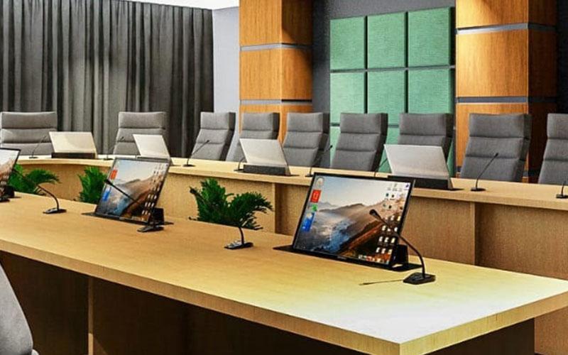 hareketli masa ekranları